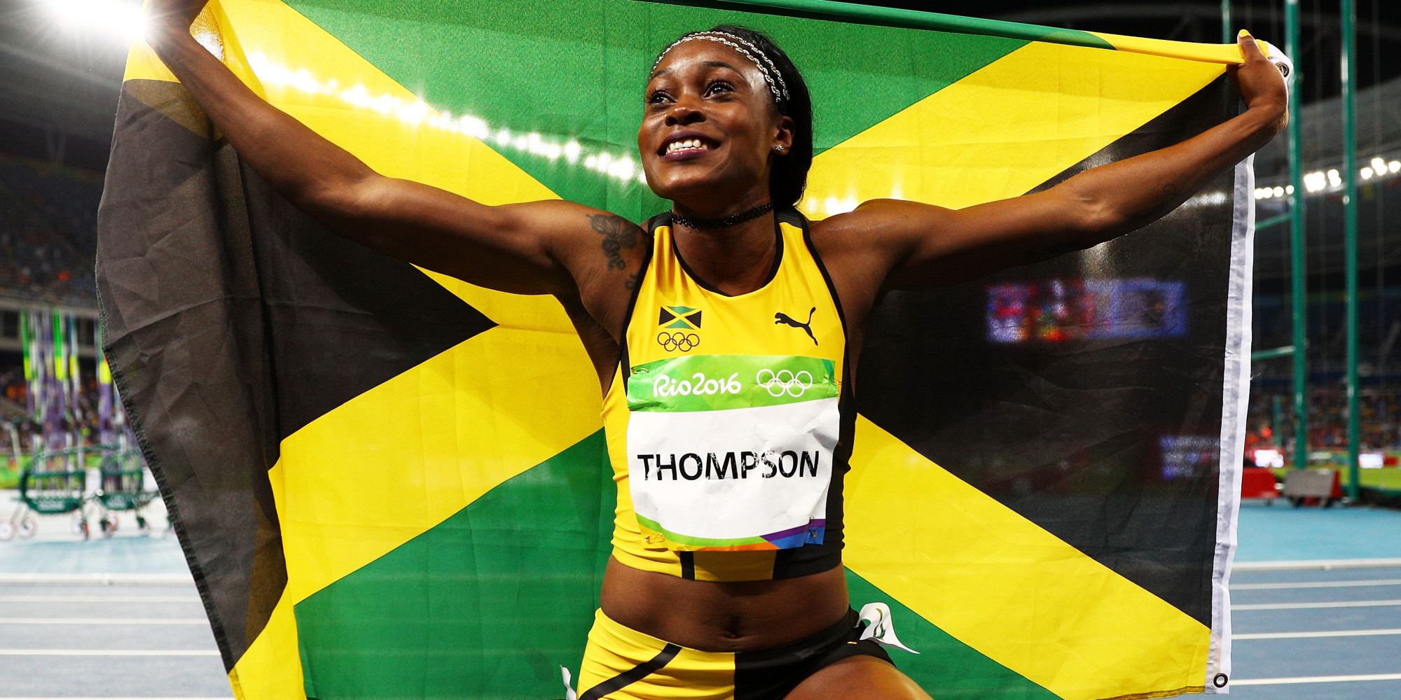Top 10 Jamaican Track And Field Athletic Stars