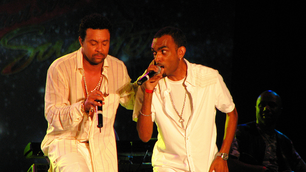 shaggy reagge sumfest